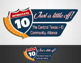 #55 for Design a Logo for The Central Texas I-10 Community Alliance by IamGot