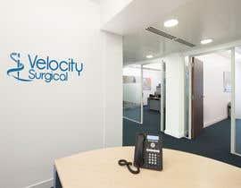 "szamnet tarafından Design a Logo for my company ""Velocity Surgical"" için no 25"