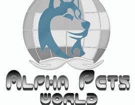 zeljkoerste tarafından AlphaPetsWorld logo!! için no 43