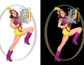 caloylvr tarafından Illustrate a humorous, energetic marching band performer için no 53