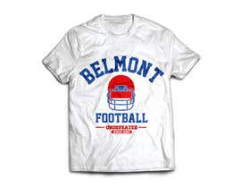 kentpaden tarafından (American) Football T-shirt için no 74