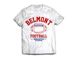 kentpaden tarafından (American) Football T-shirt için no 114