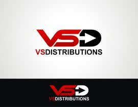 nº 210 pour Design a Logo for VS Distributions par diptisarkar44