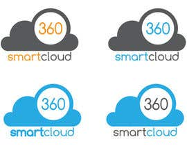 #246 para Design a Logo for SmartCloud360 por zsoltfazekas