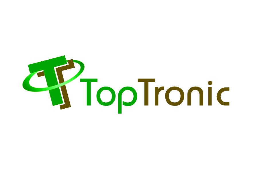 Contest Entry #1065 for Logo Design for Toptronic