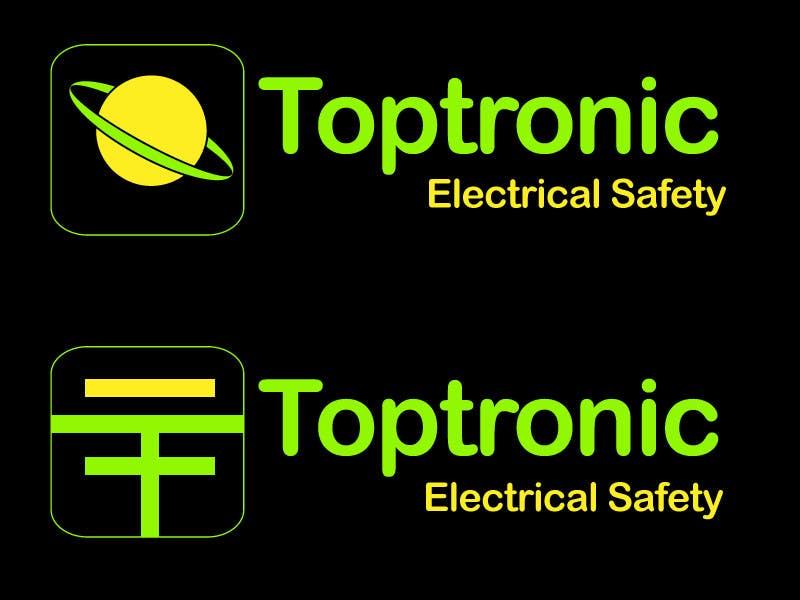 Inscrição nº 1256 do Concurso para Logo Design for Toptronic