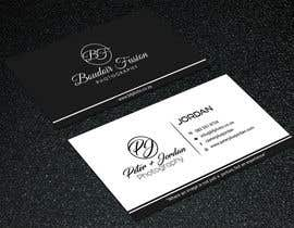 kushum7070 tarafından Design some Business Cards for Jordan için no 84