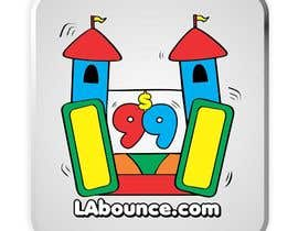 #34 para Design a Logo for my bounce house company por salfian27
