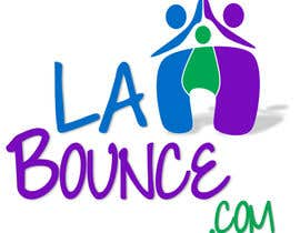 #4 para Design a Logo for my bounce house company por jjmoskoe