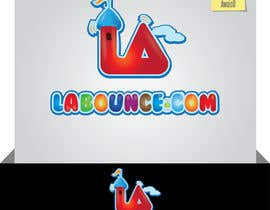 #26 para Design a Logo for my bounce house company por AWAIS0