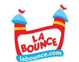 #38 para Design a Logo for my bounce house company por tjayart