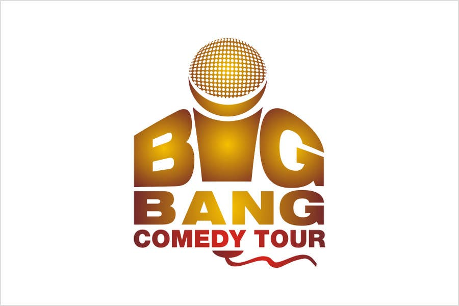 Contest Entry #                                        297                                      for                                         Logo Design for Big Bang Comedy Tour
