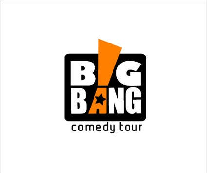 Inscrição nº                                         184                                      do Concurso para                                         Logo Design for Big Bang Comedy Tour