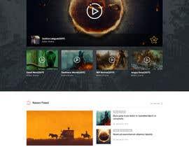 mazcrwe7 tarafından Design a Website Mockup için no 2