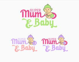 #48 for Design a Logo for Mum & Baby Store af erupt
