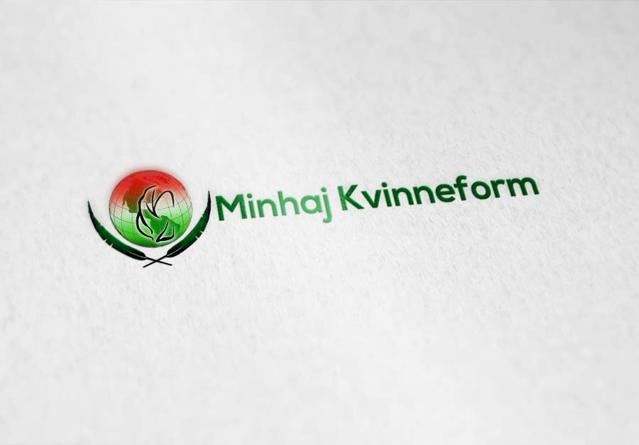 #33 for Design en logo for a Muslim women organization by bhoyax