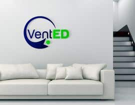 """skpixelart tarafından I'm conducting of course for emergency department workers it is  named (respiratory care in emergency department course)  the short name is """"VentED"""" ( ventilation + emergency department) I need to design the logo of the course, the presentation sets the b için no 37"""