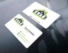patitbiswas tarafından Design some Business Cards For Construction Company için no 17