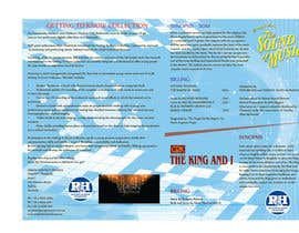 #16 cho Design a Brochure for our G2K Musicals bởi ducdungbui