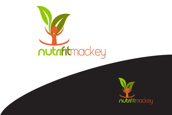 Proposition n°6 du concours Nutri Fit Mackay logo design required (nutrition & fitness)