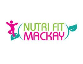 #4 para Nutri Fit Mackay logo design required (nutrition & fitness) por ayogairsyad