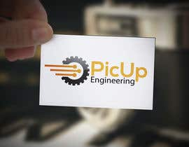 saqibkadiwal tarafından PicUp Engineering logo için no 3