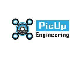 Blazeloid tarafından PicUp Engineering logo için no 10