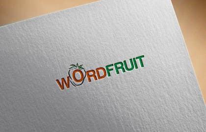 anurag132115 tarafından Design a Logo for WORDFRUIT için no 154