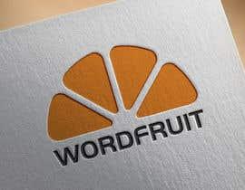 MdZohan tarafından Design a Logo for WORDFRUIT için no 217