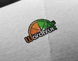 AndresGTdesign tarafından Design a Logo for WORDFRUIT için no 123