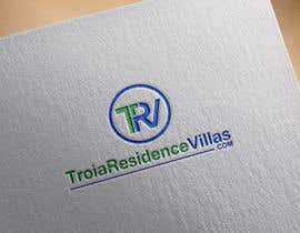 nazish123123123 tarafından Logo/Brand Identity for TroiaResidenceVillas.com için no 64