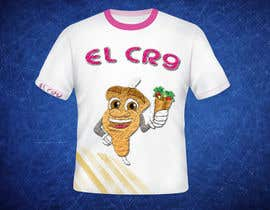 heshamsqrat2013 tarafından T-shirt design ¡Super Easy! için no 84