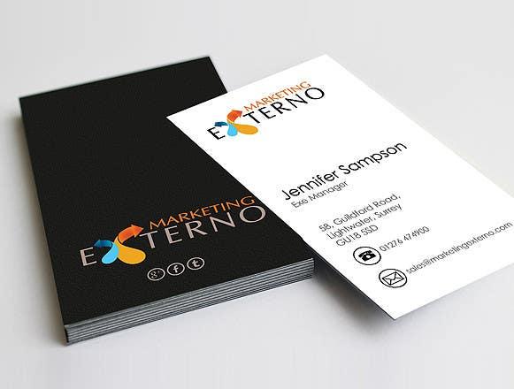 Konkurrenceindlæg #1 for Design Some Business Cards
