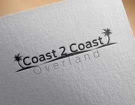 ahmad111951 tarafından I need a logo designed for Coast 2 Coast Overland! için no 21