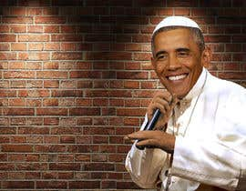 #78 for Can you turn Barack Obama into the Pope? by Atronax