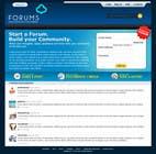 Graphic Design Contest Entry #38 for Website Design for Forums.com