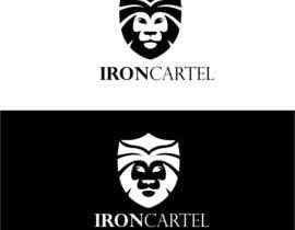#188 for Iron Cartel Design Logo by sajjidkhan