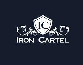 #207 for Iron Cartel Design Logo by MdZohan