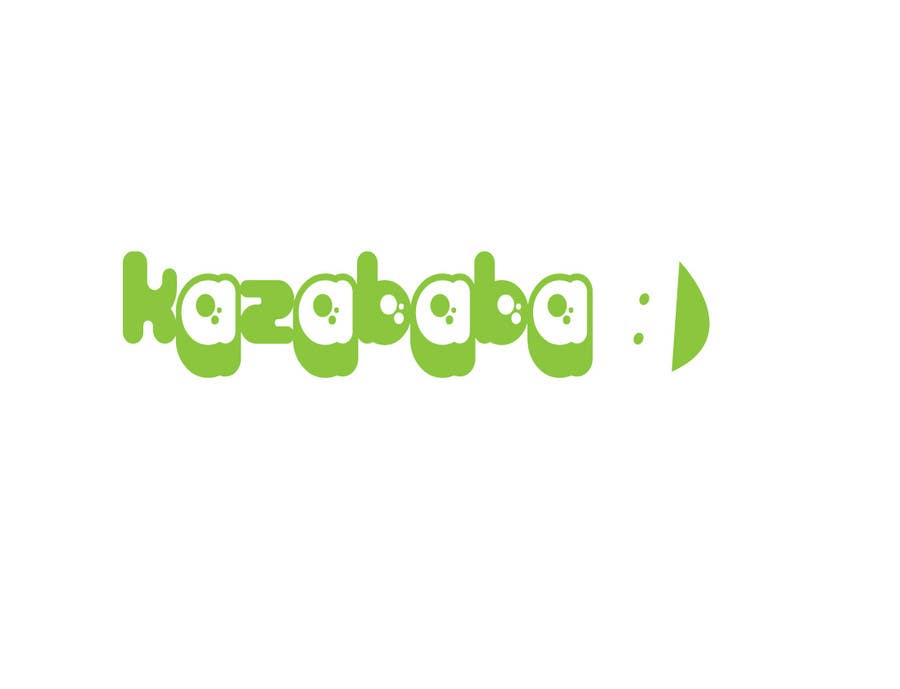 Proposition n°                                        4                                      du concours                                         Logo Design for kazababa