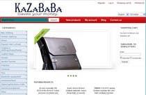 Contest Entry #201 for Logo Design for kazababa