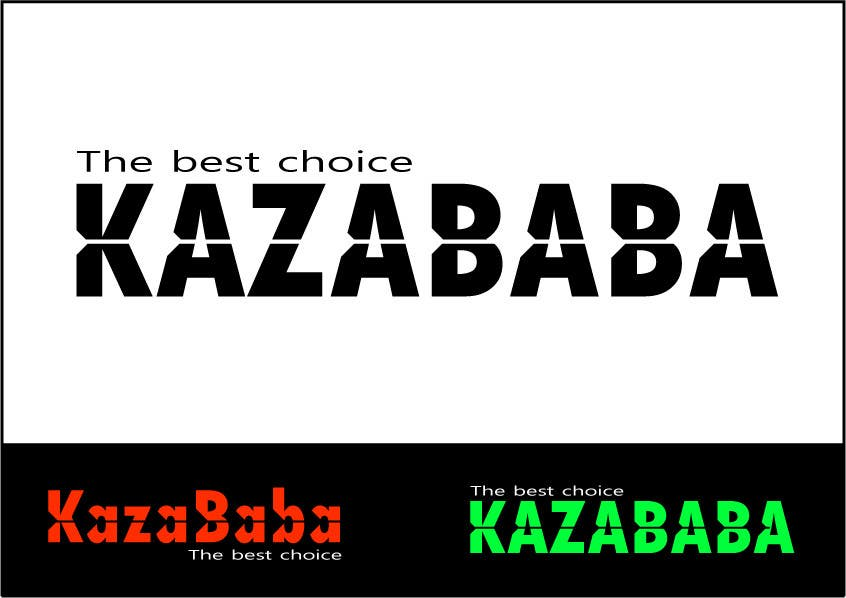 #19 for Logo Design for kazababa by emmayed