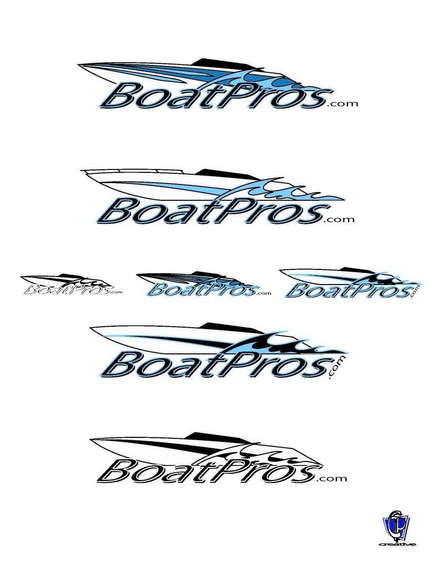 Contest Entry #                                        72                                      for                                         Logo Design for BoatPros.com