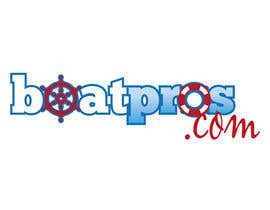 #162 para Logo Design for BoatPros.com por mishyroach
