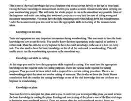 mcollinscalz tarafından Write some Articles 2 için no 1