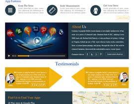 imranwebdesigner tarafından Design a Website Mockup için no 9