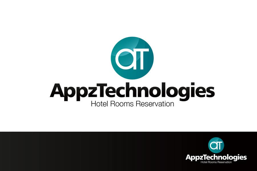 Proposition n°                                        4                                      du concours                                         Logo Design for Hotel reservation in IPhone App