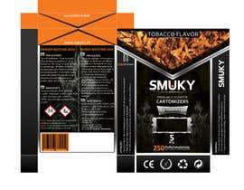 #35 untuk Packaging Design for SMUKY oleh techwise