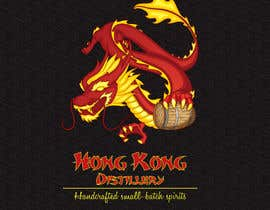 #431 untuk Logo Design for Hong Kong distillery - repost due to Wasabesprite not completing design and disappearing oleh chong8585
