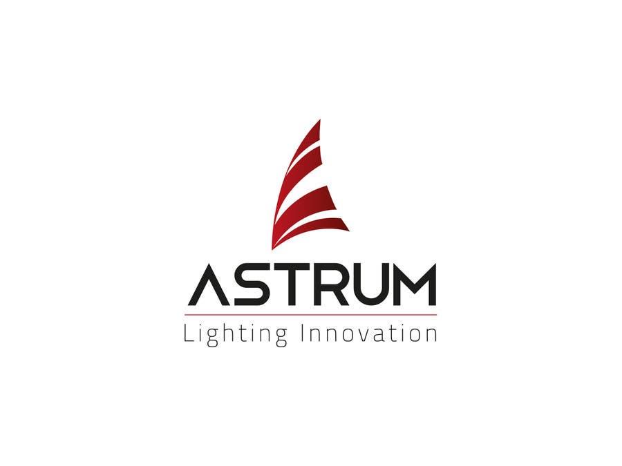 Inscrição nº 51 do Concurso para Astrum logo