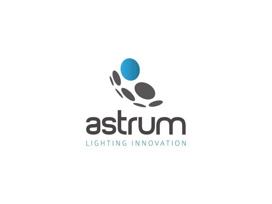 Inscrição nº 168 do Concurso para Astrum logo